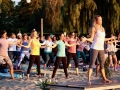 Sunset yoga - 11