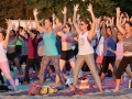 Sunset yoga - 24